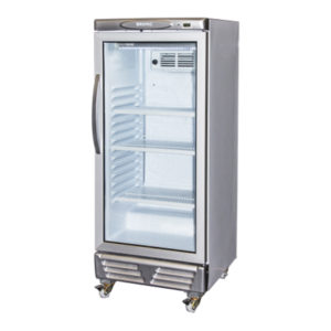 Bromic GM0220 LED Glass Door Display Chiller – 215 Litre