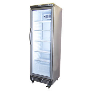 Bromic GM0374 LED Glass Door Display Chiller – 372 Litre