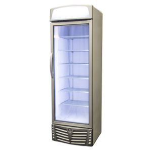 Bromic GM0440L LED Glass Door Chiller With Lightbox – 438 Litre