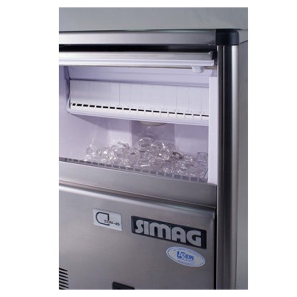 Bromic IM0018HSC HE Self Contained Hole Cube Ice Machine(2)