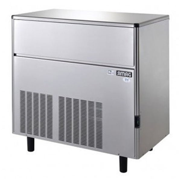 Bromic IM0113SSC Self Contained Solid Cube Ice Machine 115Kg/24Hr