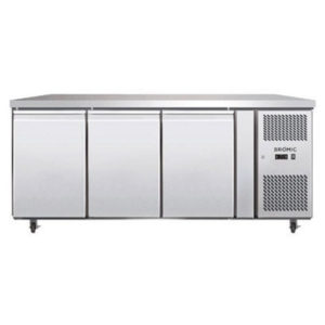 Bromic UBC1795SD Three Solid Door Under Bench Chiller – 417 Litre