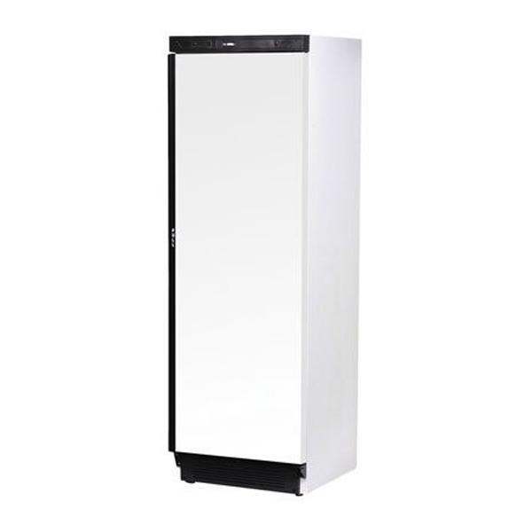 Bromic UC0374SDW White Solid Door Chiller - 372 Litre