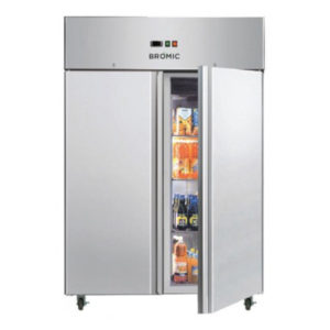 Bromic UC1300SD Two Door Gastronorm Storage Chiller – 1300 Litre