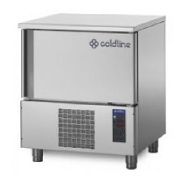 Coldline W5TGO Five Tray Blast Chiller