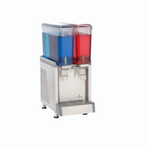 Crathco CS-2E-22 Double Bowl Drink Dispenser