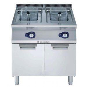 Electrolux Double Pan Freestanding Gas Fryer E7FRGH2GF0