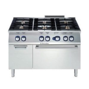 Electrolux 6 Burner Gas Oven Range E7GCGL6C1A