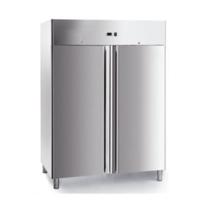 Exquisite Double Door Stainless Steel Chiller GSC1410H – 1497 Litres