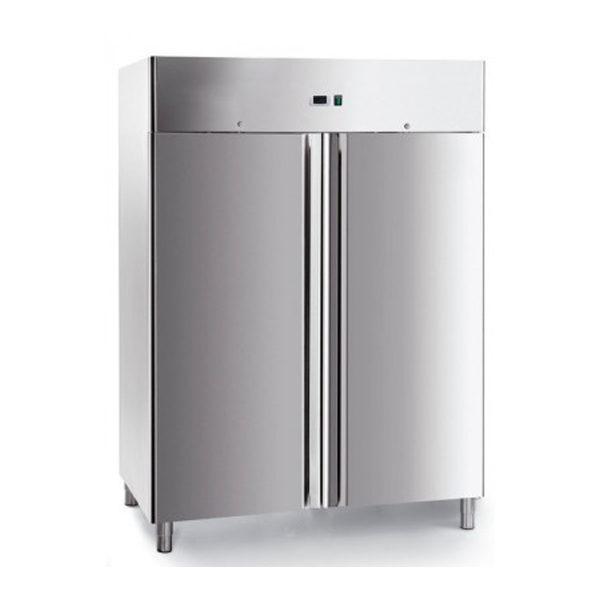 Exquisite Double Door Stainless Steel Chiller Gsc1410h 1497 Litres