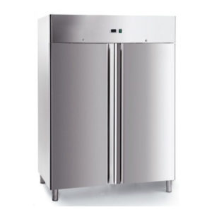 Exquisite Double Door Stainless Steel Freezer GSF1410H – 1497 Litres