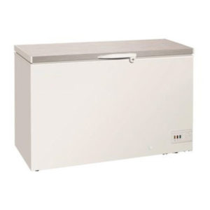 Exquisite ESS550H 550 Litre Stainless Steel Top Chest Freezer