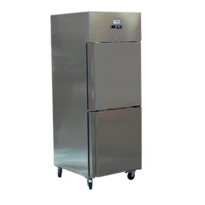 Exquisite Single Door Stainless Steel Freezer GSF652H – 685 Litres