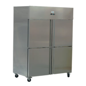 Exquisite Stainless Steel Chiller GSC1412H – 1497 Litres