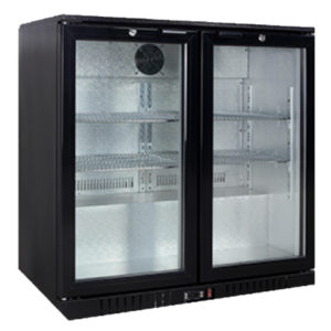 Exquisite UBC210 Back Bar Chiller – 208L Capacity