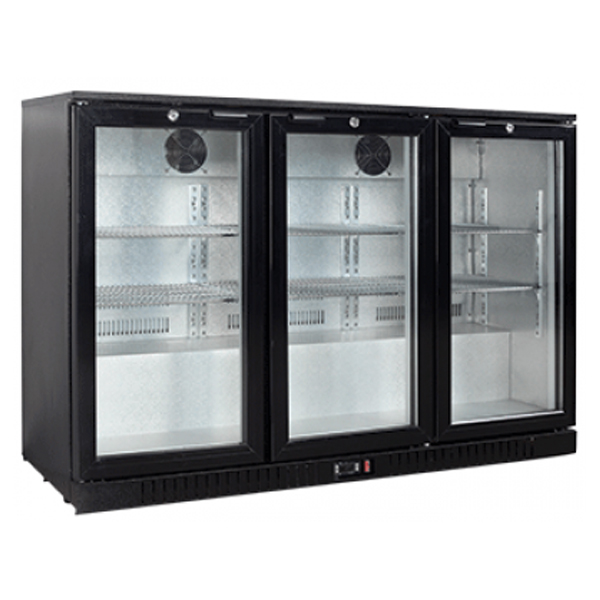 Exquisite UBC330 Back Bar Chiller – 330L Capacity
