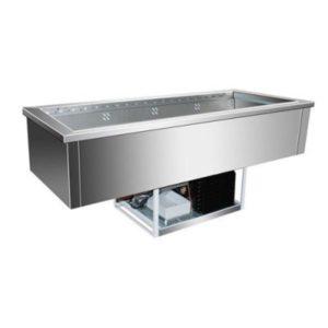 F.E.D. Buffet Servery Insert GN4V