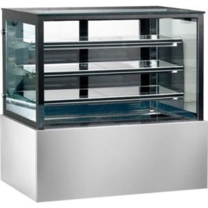 F.E.D. 900mm Bonvue Heated Food Display H-SL830V