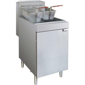 F.E.D. Frymax 3 Burner Gas Fryer RC300