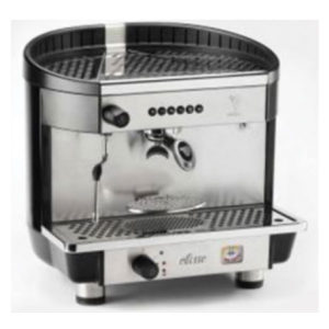 F.E.D. BZE2011S1E Bezzera Modern 1 Group Ellisse Espresso Machine