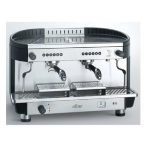 F.E.D. BZE2011S2E Bezzera Modern 2 Group Ellisse Espresso Machine