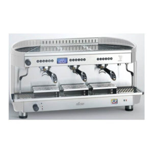 F.E.D. BZE2011S3EPID Bezzera 3 Group Ellisse Espresso Machine