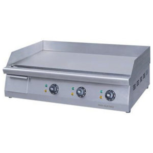 F.E.D. GH-760 Double Control Electric Griddle/Hotplate – 760mm
