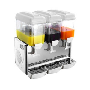 F.E.D. KD-3X12P COROLLA Triple Drink Dispenser