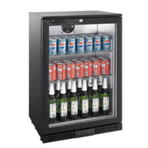 F.E.D. LG-138HC Under Bench Single Door Bar Cooler