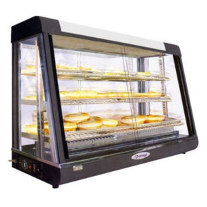 F.E.D. PW-RT/660/TG Pie Warmer & Hot Food Display – 660mm