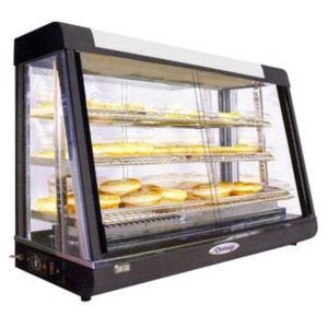 F.E.D. PW-RT/900/1 Pie Warmer & Hot Food Display – 900mm