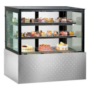 F.E.D. SG090FA-2XB Belleview Chilled Food Display – 900mm