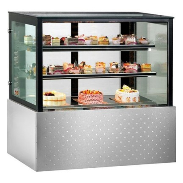 Fed Sg120fa 2xb Belleview Chilled Food Display 1200mm