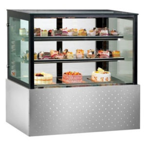 F.E.D. SG150FA-2XB Belleview Chilled Food Display – 1500mm