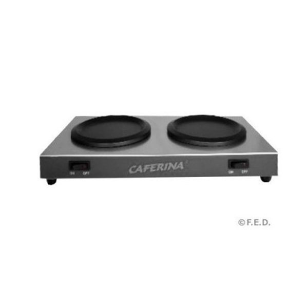 F.E.D. THP 220 Double Coffee Warming Plate