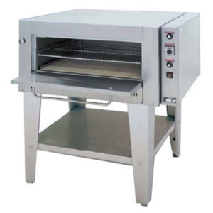 Goldstein E236-300 Electric Single Pizza & Bake Oven – Drop Down Door