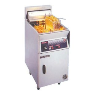 Goldstein Single Pan Electric Fryer FRE-18/1DL