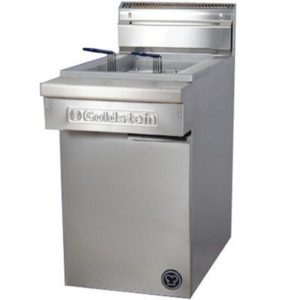 Goldstein Single Pan Gas Fryer FRG-1L