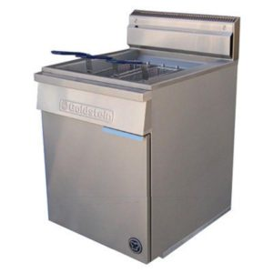 Goldstein Single Pan Gas Fryer FRG-24L