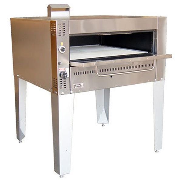 Goldstein G236 Gas Single Pizza & Bake Oven