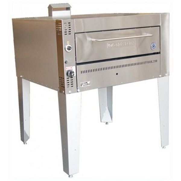 Goldstein G236/2 Gas Double Pizza & Bake Oven