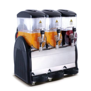 Granita Machine – Triple Bowl