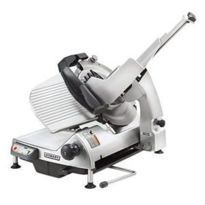 Hobart HS9 Gravity Fed 6 Speed Automatic Safety Slicer W/Removable Knife – 330mm