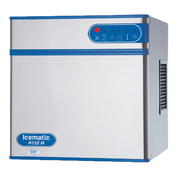 Icematic MC132 Modular Ice Maker