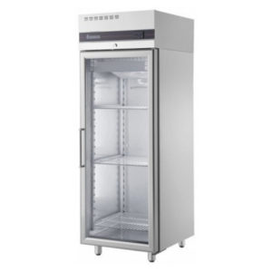 Inomak UFI1170G Single Glass Door Storage Fridge