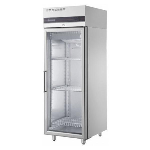 Inomak UFI1170G Single Glass Door Storage Fridge