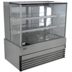 Koldtech Square Glass Ambient Display Cabinet – 1200mm KT.NRSQCD.12