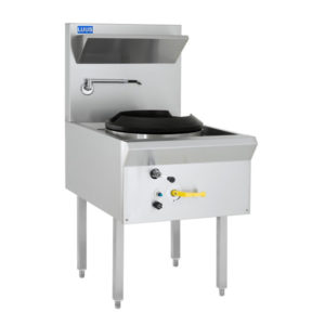 LUUS 'WL-1C' Waterless Wok