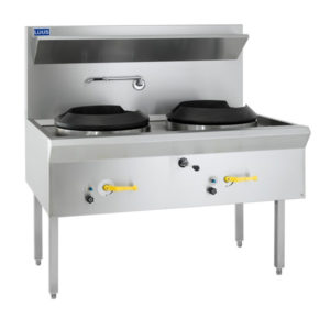 LUUS 'WL-2C' Waterless Wok