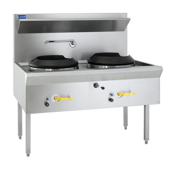 LUUS WL-2C Waterless Wok